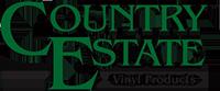 Country Estate Vinyl logo